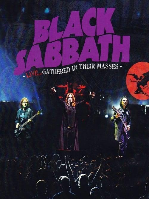 Black Sabbath: En Vivo desde Gathered in Their Masses