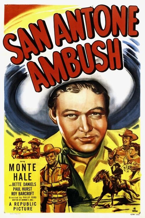 Watch San Antone Ambush Full Movie Download