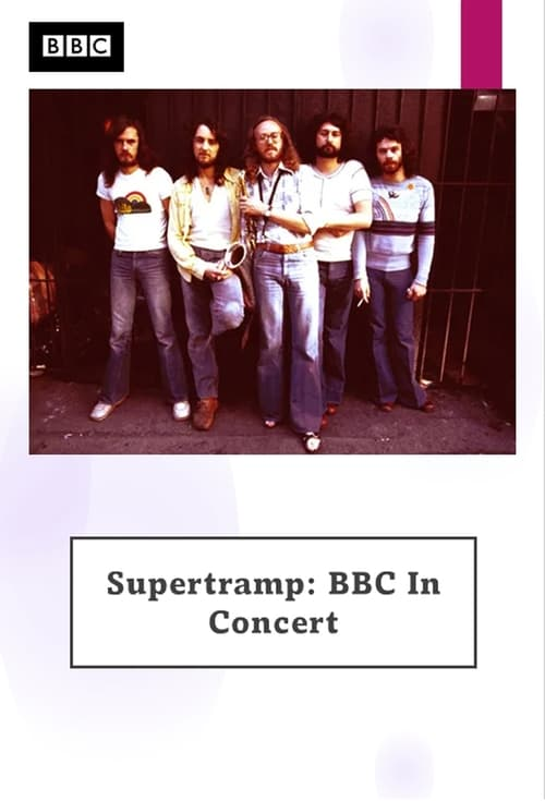 Supertramp: BBC In Concert