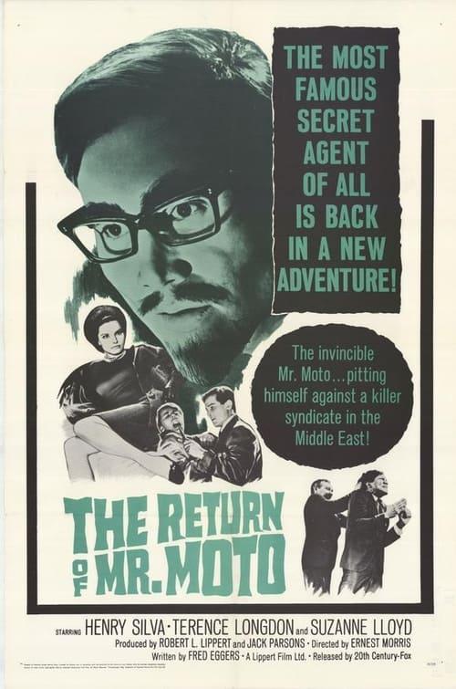 The Return of Mr. Moto