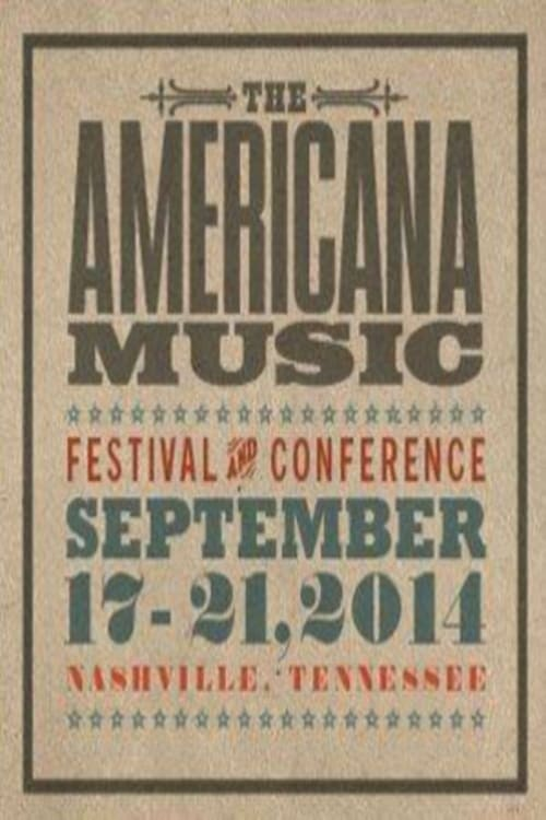 ACL Presents: Americana Music Festival 2014