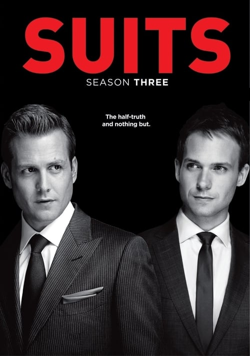 Watch Suits Season 3 in English Online Free