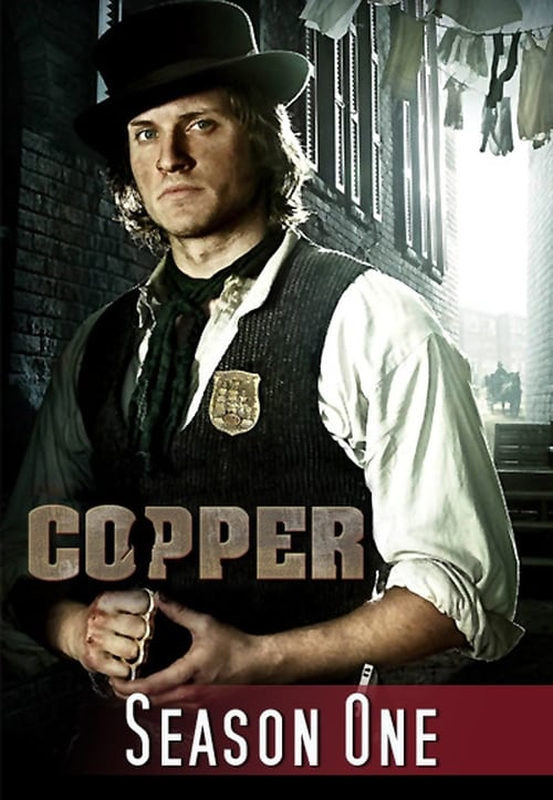 Watch Copper Season 1 in English Online Free