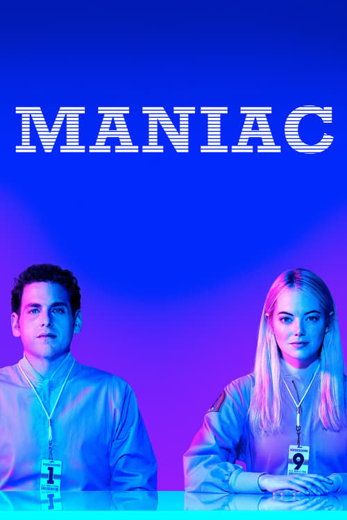 Box art for Maniac