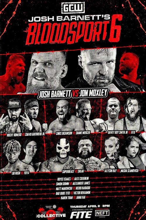 GCW Josh Barnett's Bloodsport 6