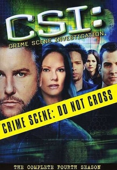 Watch CSI: Crime Scene Investigation Season 4 in English Online Free