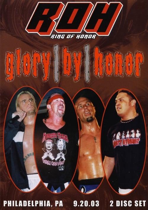 ROH Glory By Honor II