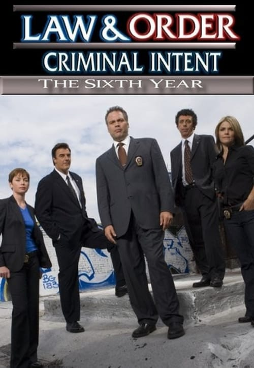 Watch Law & Order: Criminal Intent Season 6 in English Online Free