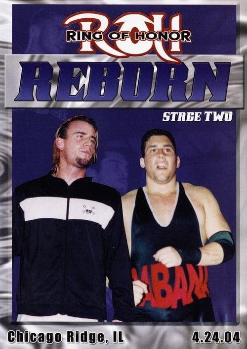 ROH Reborn: Stage Two