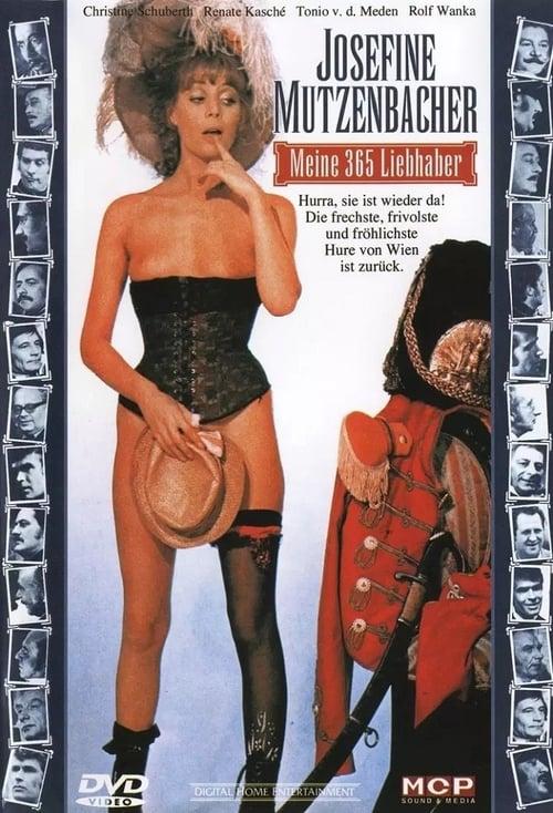 Josefine Mutzenbacher II - Meine 365 Liebhaber