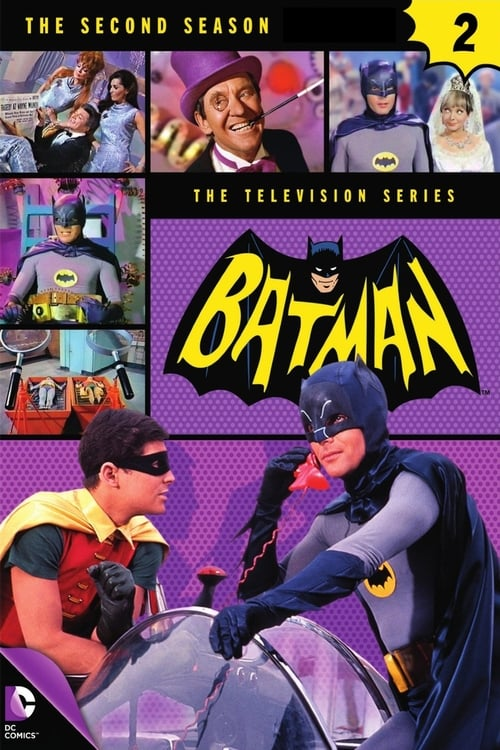 Watch Batman Season 2 in English Online Free