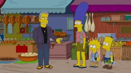 Watch The Simpsons S23E5 in English Online Free | HD