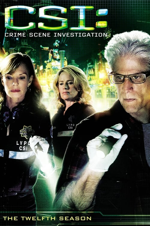 Watch CSI: Crime Scene Investigation Season 12 in English Online Free