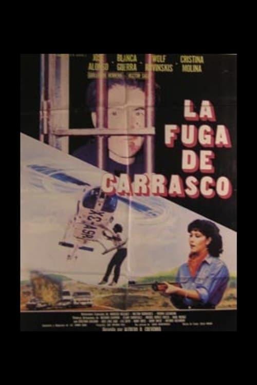 La fuga de Carrasco