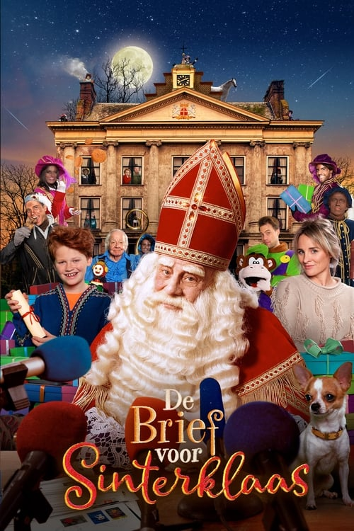 De Brief Voor Sinterklaas