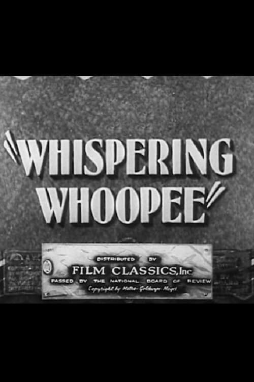 Whispering Whoopee