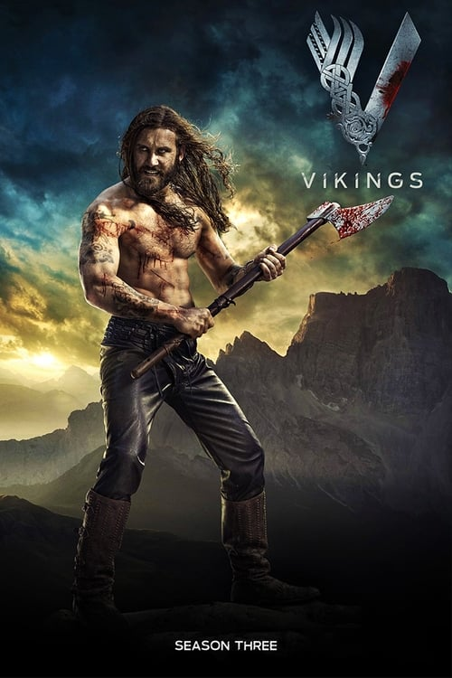 Watch Vikings Season 3 in English Online Free