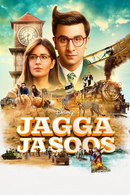 जग्गा जासूस poster