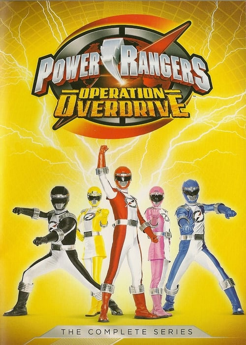 Watch Power Rangers Season 15 in English Online Free