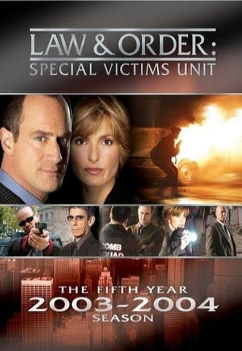 Law & Order: Special Victims Unit - Season 5