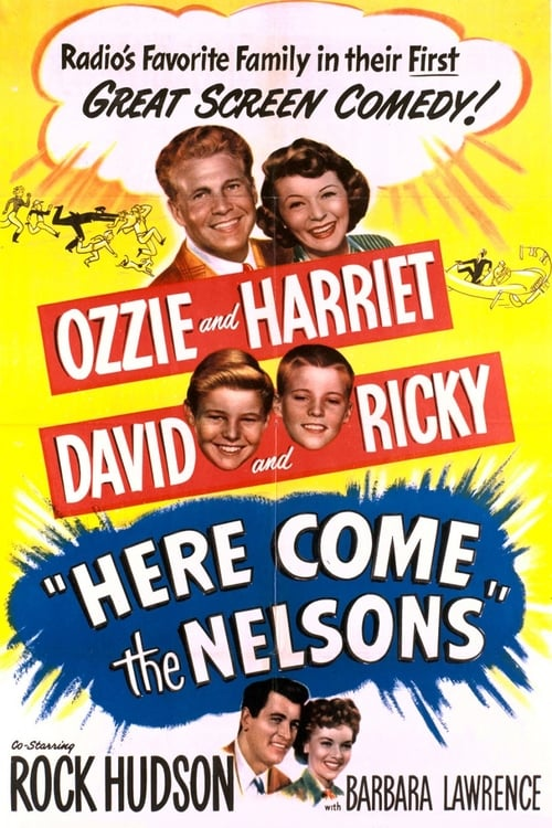 ©31-09-2019 Here Come the Nelsons full movie streaming