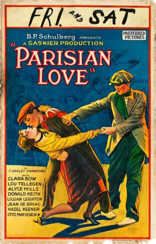 Parisian Love