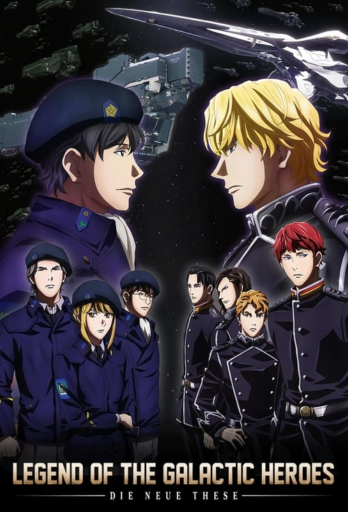 ©31-09-2019 The Legend of the Galactic Heroes: Die Neue These full movie streaming