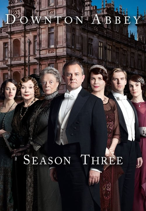 Watch Downton Abbey Season 3 in English Online Free