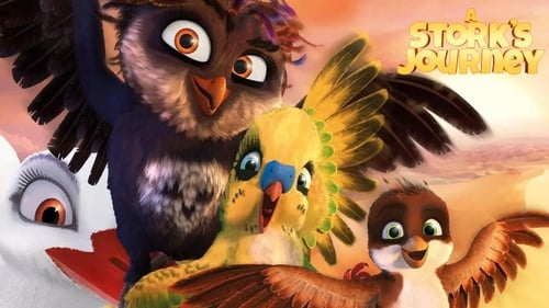 Watch A Stork's Journey (2017) in English Online Free | 720p BrRip x264