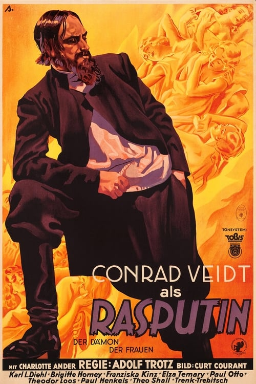 Rasputin, Demon of the Women