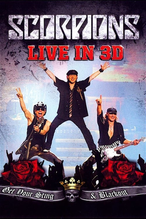 Scorpions: Get Your Sting & Blackout Live