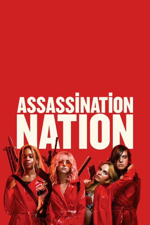 Assassination Nation poster