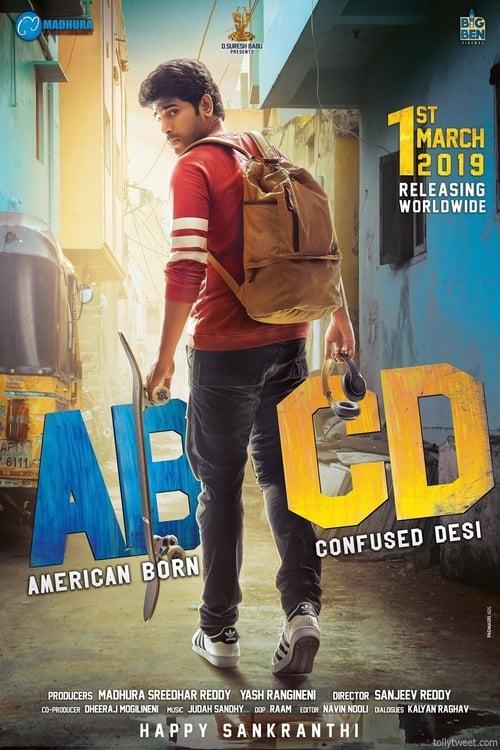 ABCD: American-Born Confused Desi (Hindi Dubbed)