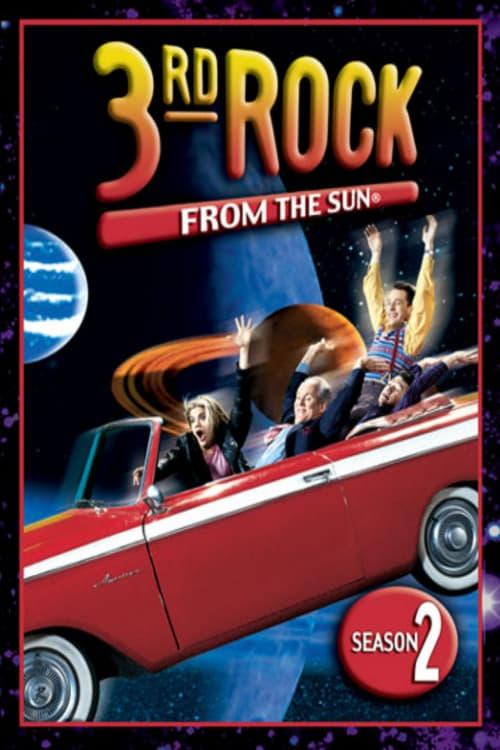 3rd Rock from the Sun Season 2