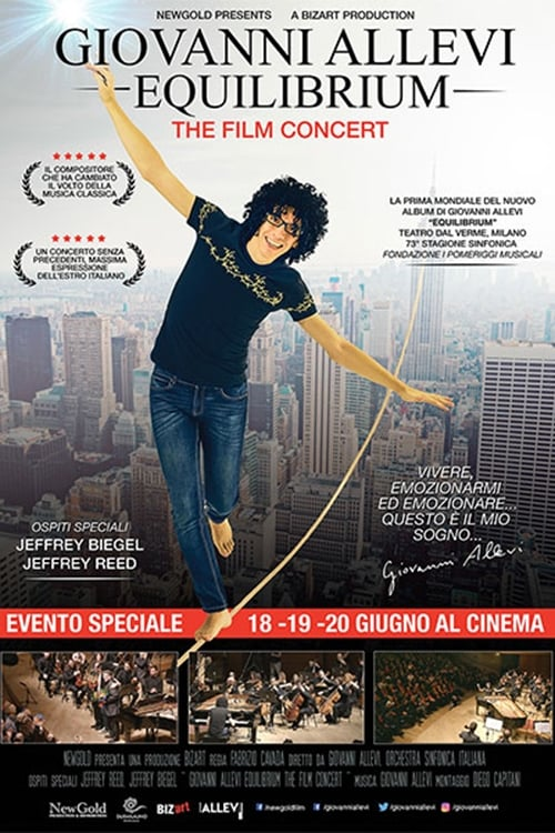 Giovanni Allevi Equilibrium - The Film Concert