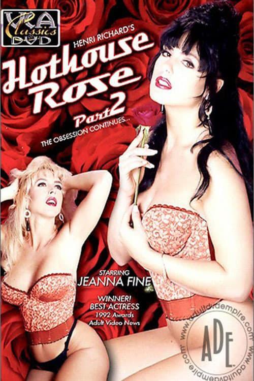 Hothouse Rose II