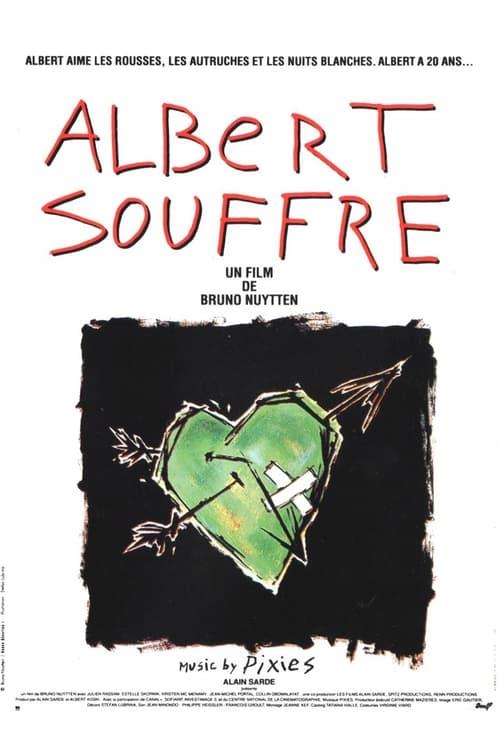 Albert souffre