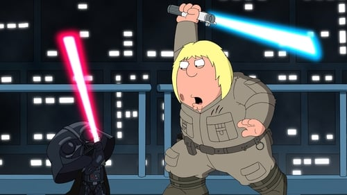 Family Guy Presents: Something, Something, Something, Dark Side Poster