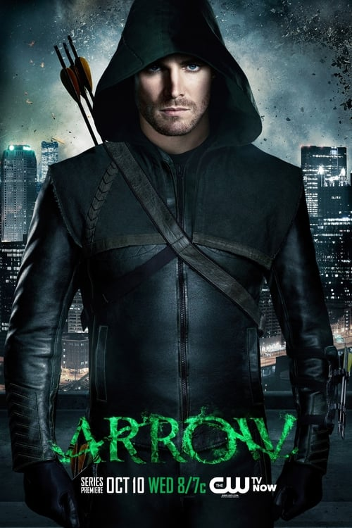 Watch Arrow Season 1 in English Online Free