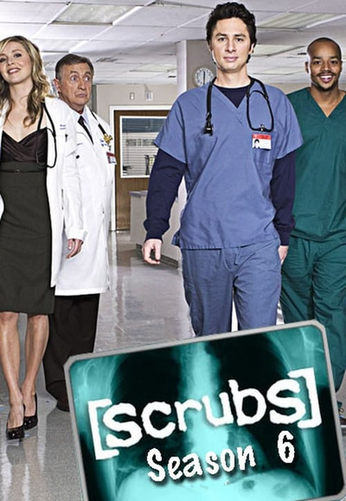 Watch Scrubs Season 6 in English Online Free