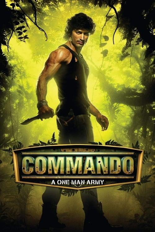 Commando - A One Man Army