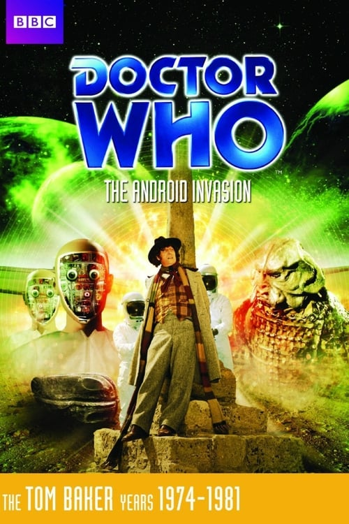 Doctor Who: The Android Invasion poster