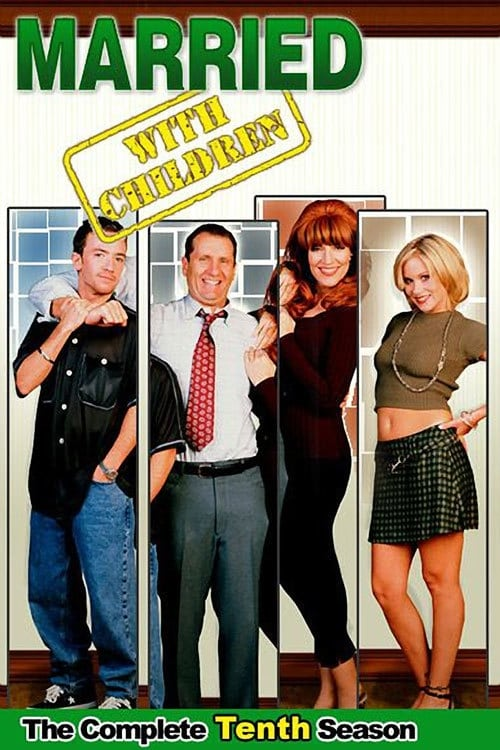 Watch Married... with Children Season 10 in English Online Free