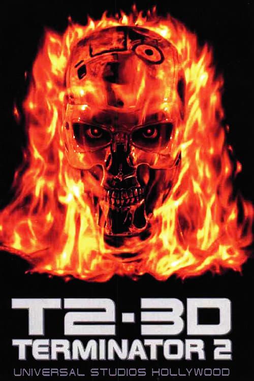 T2 3-D: Pre-Show