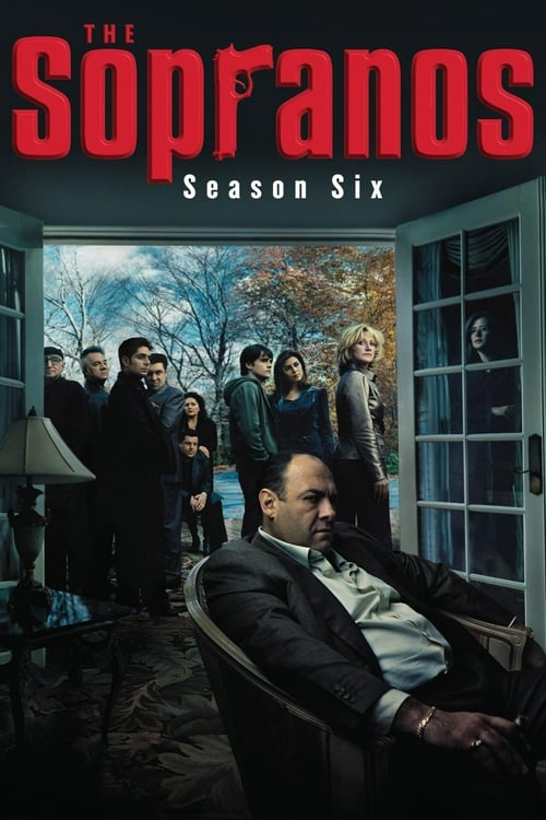 Watch The Sopranos Season 6 in English Online Free