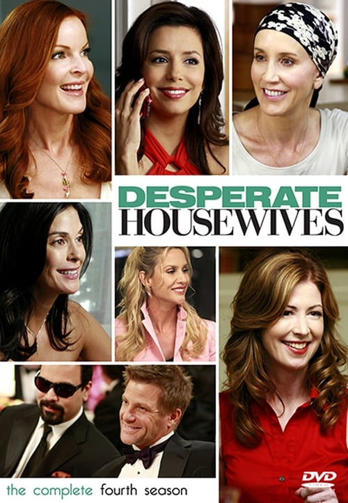 Watch Desperate Housewives Season 4 in English Online Free