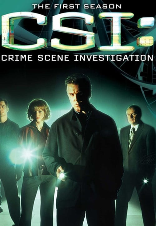 Watch CSI: Crime Scene Investigation Season 1 in English Online Free