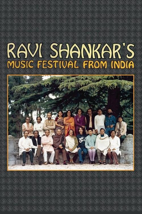 Ravi Shankar's Music Festival from India
