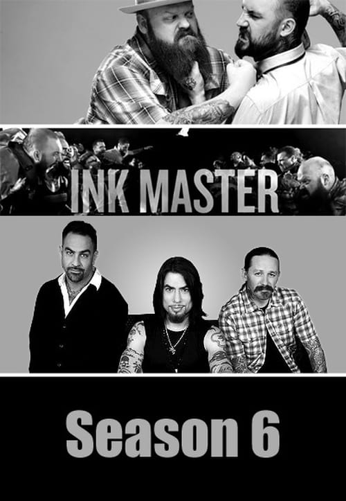 Ink Master - Master Vs. Apprentice