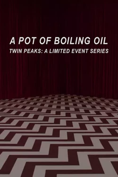 A Pot of Boiling Oil